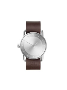 TID Watch No.2 Walnut Leather
