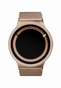 ZIIIRO Eclipse Rose Gold