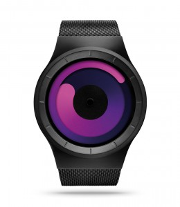 Ziiiro MERCURY Black / Purple