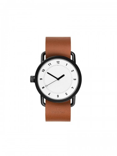 Zegarek unisex TID Watch No.1 White/Black